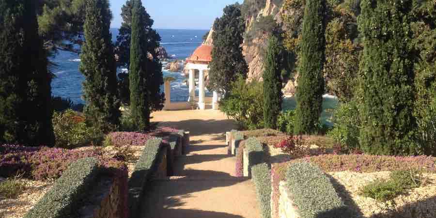 Jardin mediterraneo