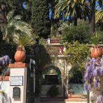 jardin botanico marimurtra de clima mediterraneo
