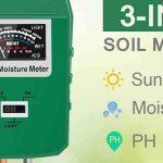 comprar un medidor de humedad para plantas de jardin